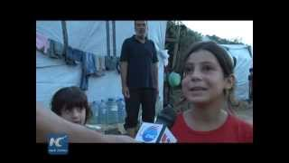 Syrian refugees face harsh Ramadan away from home width=