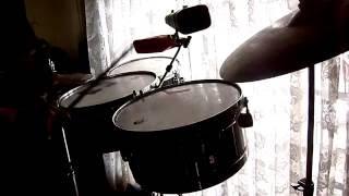 La sandonga-Mayor que yo-Cover timbales-Agustin Martinez