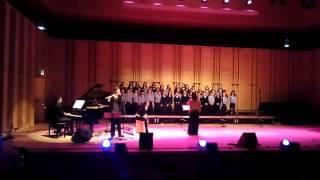 Caçador de sóis ( Ala dos namorados) - Coro do Colégio Bissaya Barreto
