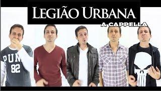 Legião Urbana cover - a cappella com Bruno @Javipior