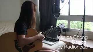 Creep - Radiohead (Acoustic Cover) by Jessica Chong