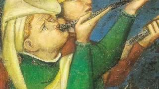 Codex Rossi 14th c.: Ballata - Amor Mi Fa Cantar A La Francesca