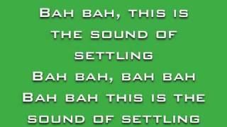 Death Cab For Cutie - The Sound Of Settling Lyrics