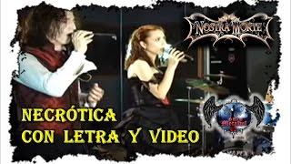 Necrotica - Nostra Morte (Letra y vídeo)