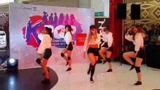 X'Theus - 어때요(Why Not) 불독(BULLDOK) Gamuda Walk KPOP Dance Cover