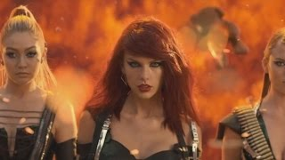 Bad Blood: Behind the Scenes of Taylor Swift's Music Video | Pop News | ABC News