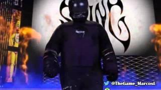 WWE 2K16 / FNAF Shadow Freddy Entrance