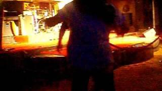 Maribel bailando cumbia