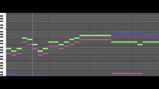 [마비노기 악보] MI작전 보스 OST (MI作戦 ボス戦BGM - シズメシズメ)