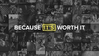 Because It's Worth It | Launch Trailer