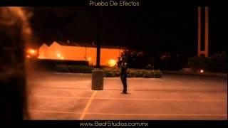 Demo Reel - FX 2 - Pelea Con Efectos.
