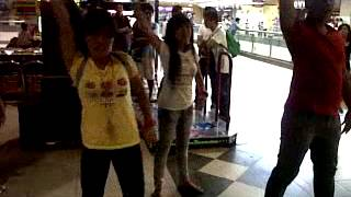 Just Dance 4 - On the floor @ SM Marilao Quantum