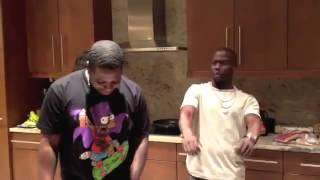 Kevin Hart AKA Chocolate Droppa Vs Paul Cain Rap Battle