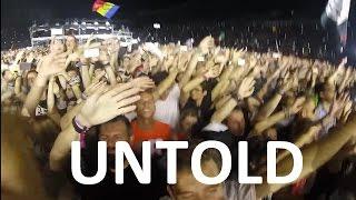 Untold Festival 2016 Video Mix