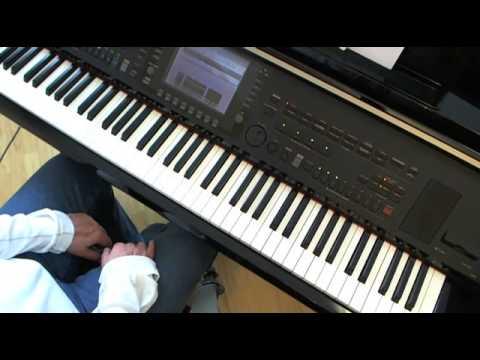 Comment jouer Douce nuit au piano