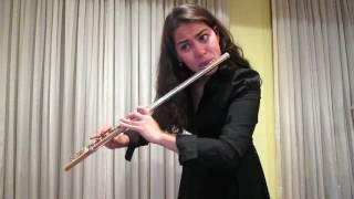 BSO Braveheart Flauta Solo cover Rocío Rodríguez
