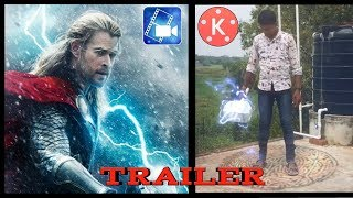 Thor Bifrost Teliportation With Hammer TRAILER FULL HD#KUMAR TECH