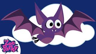 ZooParky - Morcego (Desenho Infantil)