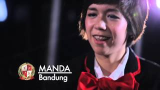 MANDA - Cover song Rihanna - Don't Stop The Music #Nezacademy 2013