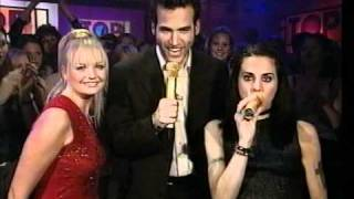 Emma Bunton & Melanie C hosting Top Of The Pops (Germany 1998)