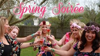 Spring Soiree | Spring Kick-Off Party | Blakeley Vinicky