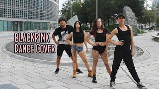 BORN EATER - BLACKPINK Dance Practice Cover