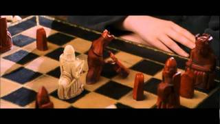 Harry And Ron Playing Wizard's Chess!