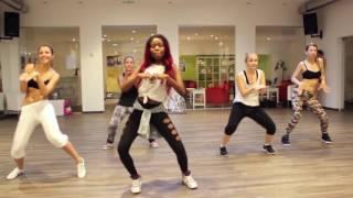 Timaya Shake your bum bum || Afro Workshop by Gold Caviar
