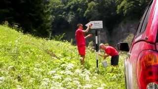 Indicatoare Turistice Valea Muresului 1