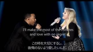 洋楽 和訳 Meghan Trainor ft  John Legend - Like I'm Gonna Lose You