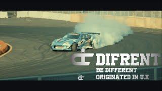 4K / DIFRENT / OFFICIAL VIDEO / INTERNATIONAL DRIFT FESTIVAL