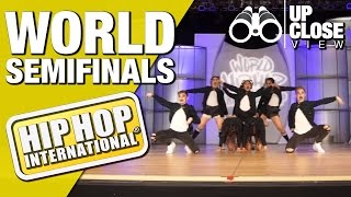 (UC) Duchesses - New Zealand (Varsity Division) @ HHI's 2015 World Semis