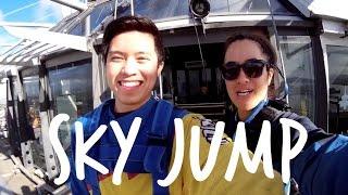Sky Jump Auckland Sky Tower