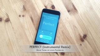 Perfect Ringtone (Ed Sheeran Tribute Instrumental Remix Ringtone) • For iPhone & Android