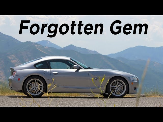 BMW Z4M Coupe - Forgotten Gem - Everyday Driver Fast Blast Review