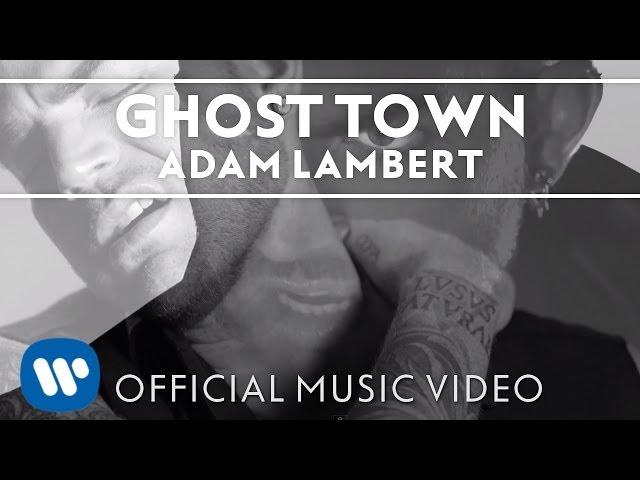 Video oficial de Ghost Town de Adam Lambert