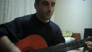 Gitarist Göksel ( Ördü Kader Ağlarını )