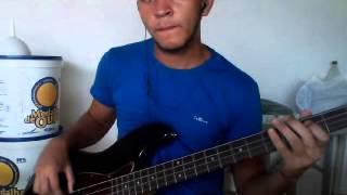Me Lambe - Raimundos - Bass Cover