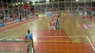 "FUTSAL-""GONÇALO,ESCUTA ÉS UM FILHO DA PUTA"" NO BENFICA 2-2 SPORTING"