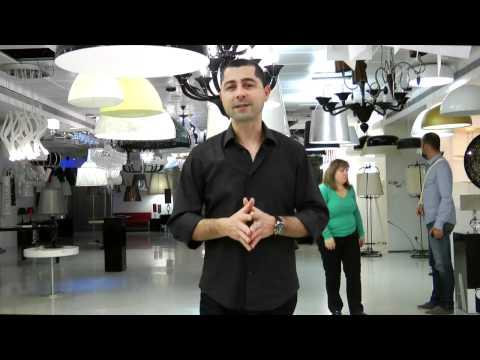 סרטון: כיצד מומלץ להאיר אובייקטים?