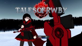 Tales of RWBY #14 (BATTLE) - Red Like Roses (Red Trailer)
