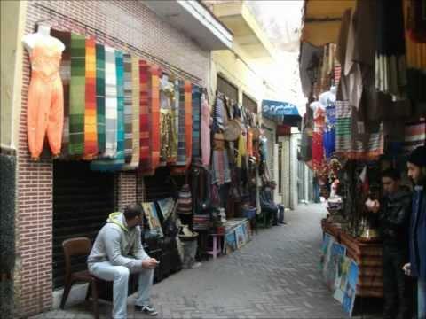 Medina in Tanger, Morocco.wmv