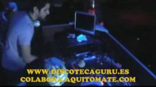 DISCOTECA GURU CHICLANA I LOVE DRUMS COLABORA AQUITOMATE.COM ESPECTACULOSDAEX.ES