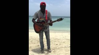Steppin' Out covered by Donnavon Dalrymple at Couples Negril