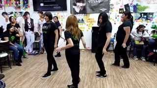 Green Love Cover Dance SS501 - Love Ya(Triple S Toluca)
