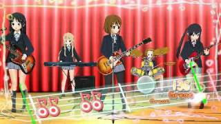 [PSP] K-ON! Houkago Live!! - 05 Fuwa Fuwa Time [Yui]