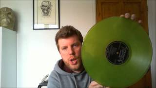 ENTOMBED LEFT HAND PATH FDR VINYL REVIEW!  FESTERING SLIME GREEN 100 ONLY!