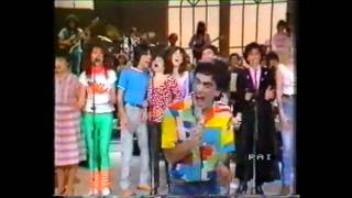 Mia Martini e Gianni Morandi  Let the sunshine in (live 1982)