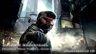 "Hans Zimmer - Epilogue ""Main Theme"" - Crysis 2 Soundtrack (Epic Dramatic)"