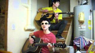 Thrice~ Stare at the Sun acoustic cover by We Won The Day